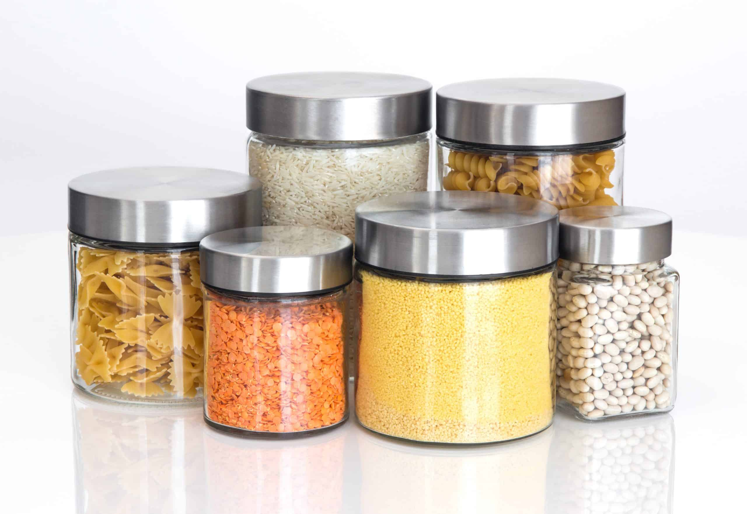 stock-pantry-pasta-grains-in-storage